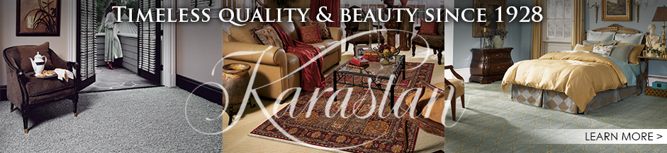 Timeless Quality & Beauty Since 1928. Karastan
